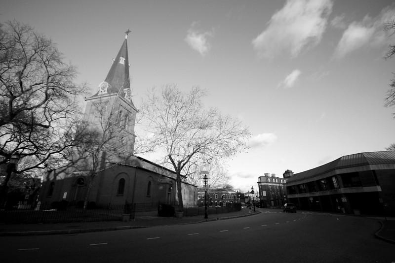 Church Circle - Annapolis, MD