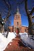 Path to St. Anne's Episcopal Church