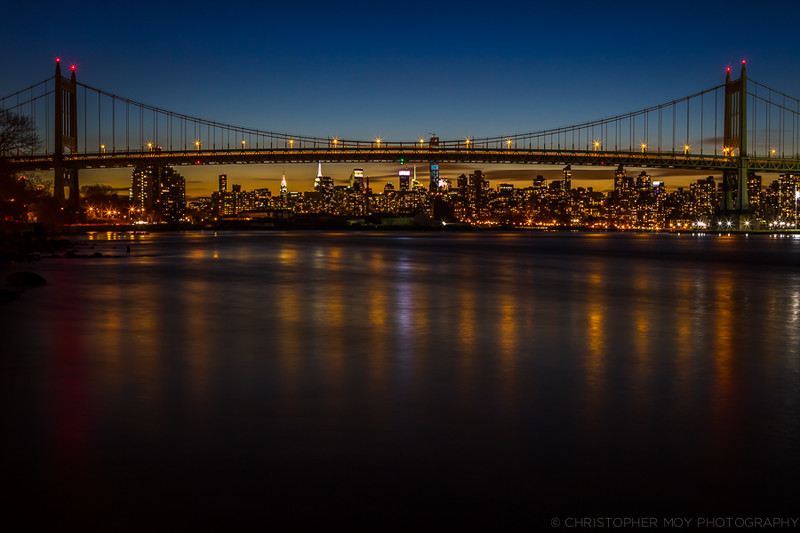 The Triboro Birdge
