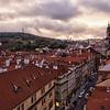 Evening in Prague