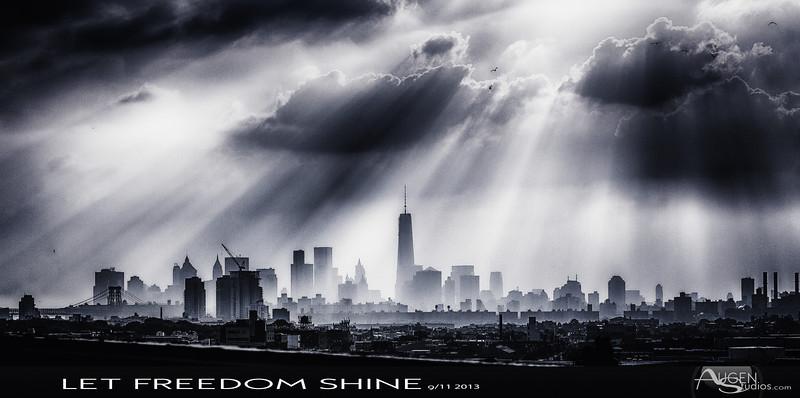 Let Freedom Shine - 9/11 2013