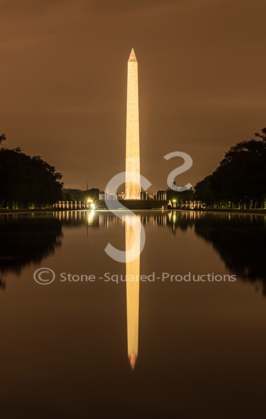 Washington Reflection