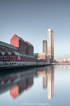 High rise Rotterdam