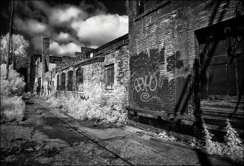 Urban Desolation