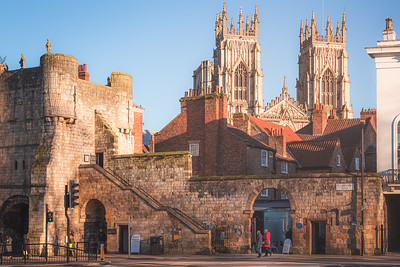 York Old Town, England
