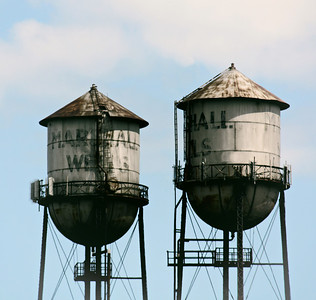 Marshall-Wells Water Towers