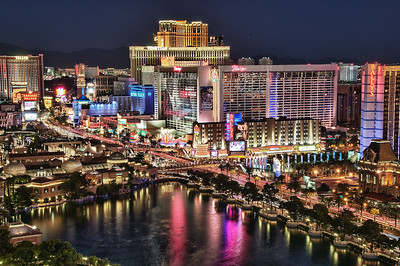 A View of the Strip 2