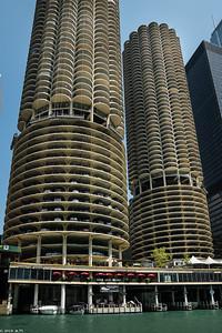 Chicago - The Riverwalk