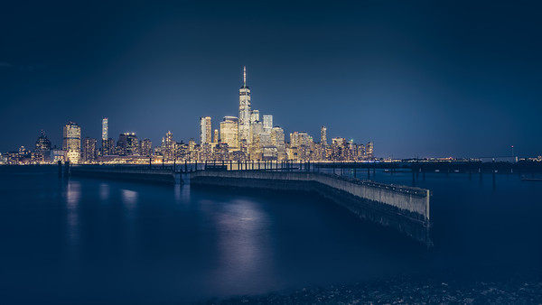 View from Jersey City