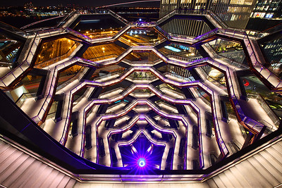 The Vessel, Hudson Yards, New York City