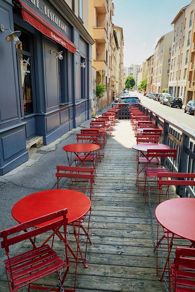 Petite rue de Monplaisir