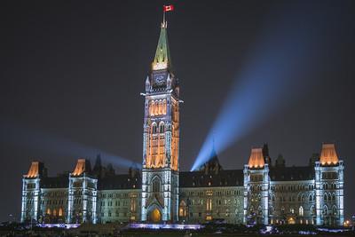 Parliament. Ottawa, Ont. Canada