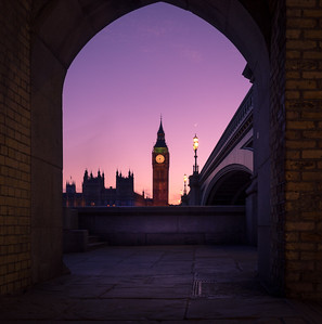 Big Ben, Little Tunnel