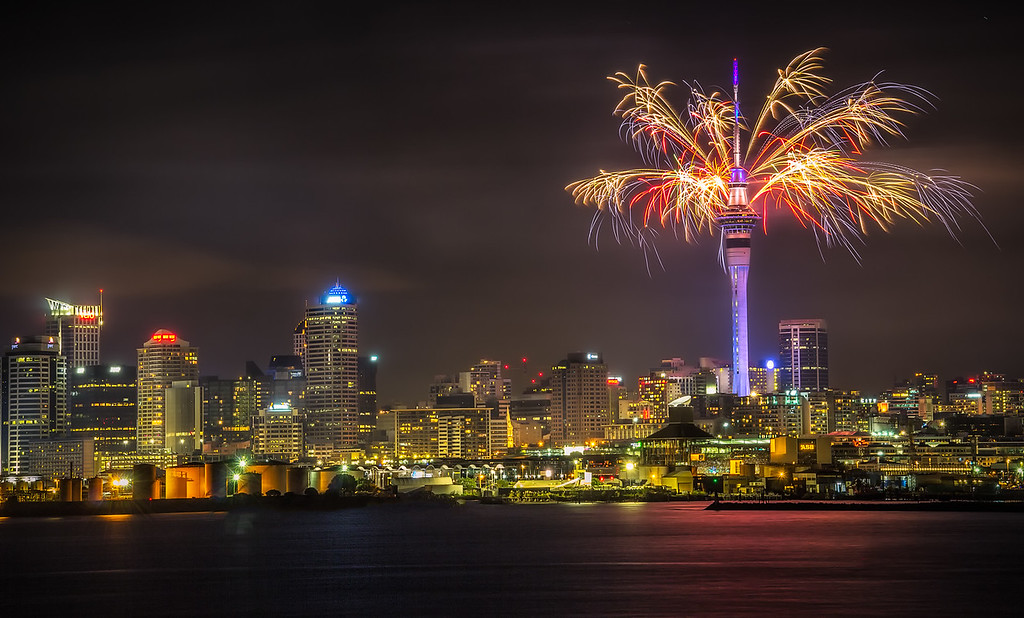Happy 175th Birthday Auckland