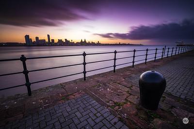 Merseyside sunrise