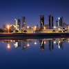 Kuwait City Reflection