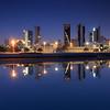 Kuwait City Reflection