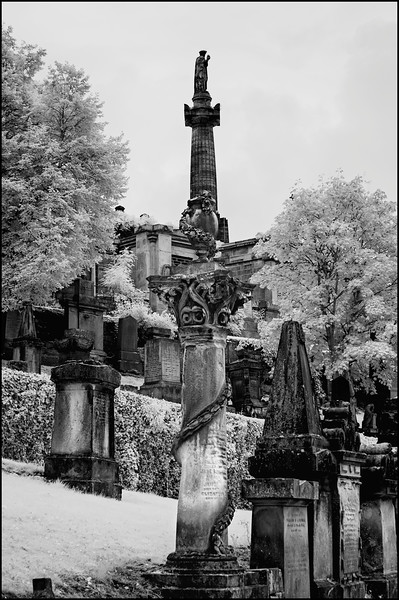 Necropolis Monuments