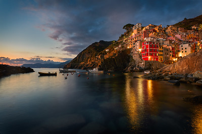 Fisherman's Dream | Riomaggiore