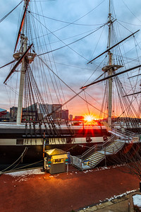 Masts and Rigging