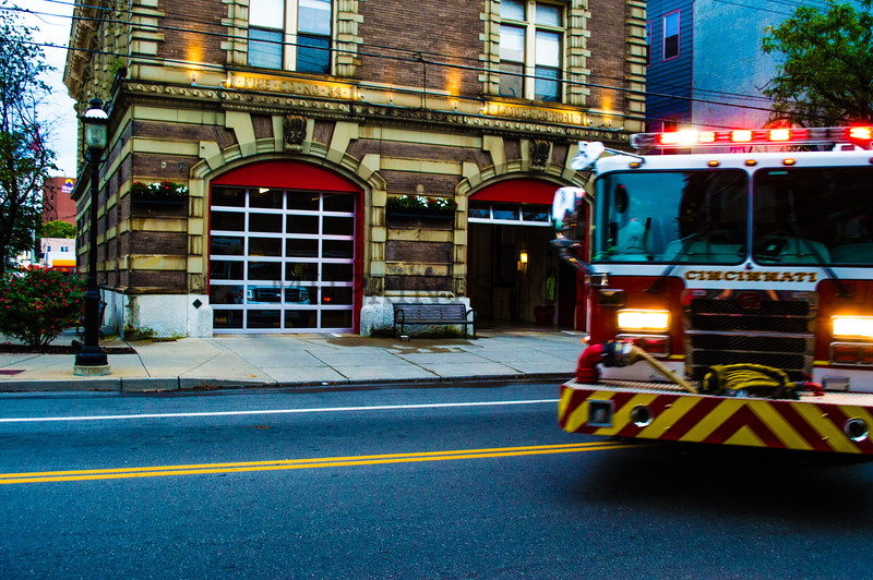 Engine 34 Responds
