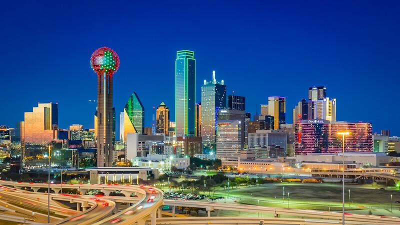 Dallas Skyline After Sunset-30.jpg
