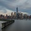 Lower Manhattan View - From Jersey City, NJ