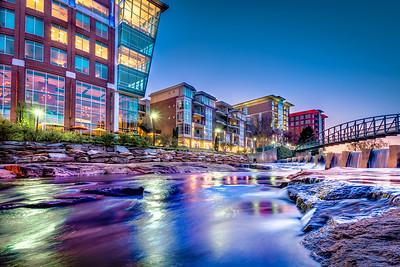 Greenville SC Riverfront