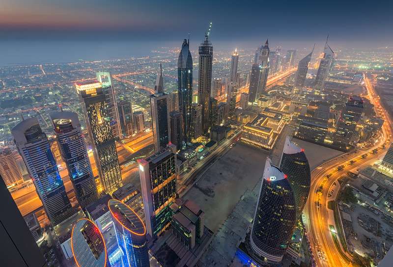 Dubai - Sheikh Zayed Road