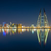Bahrain - Manama reflection