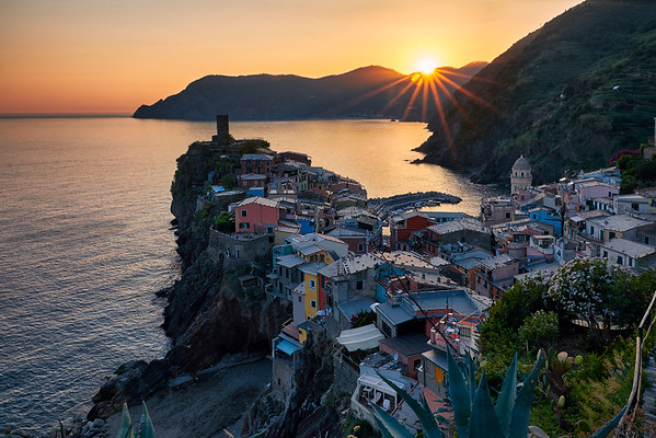 Vernazza, The Jewel Of Cinque Terre