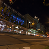 Kalakaua at Night