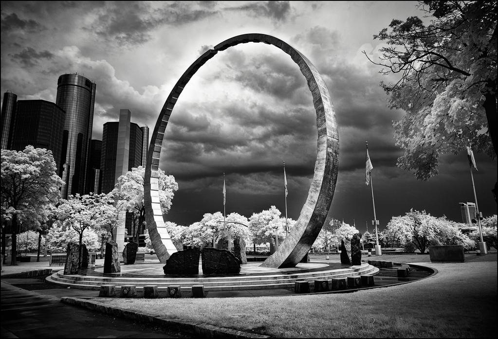 Circle to the Heavens