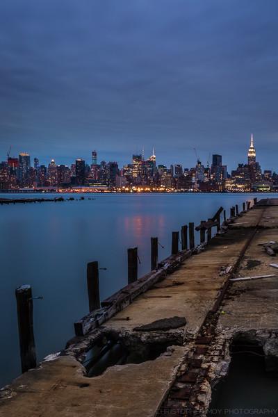 Midtown Manhattan from Weehawken