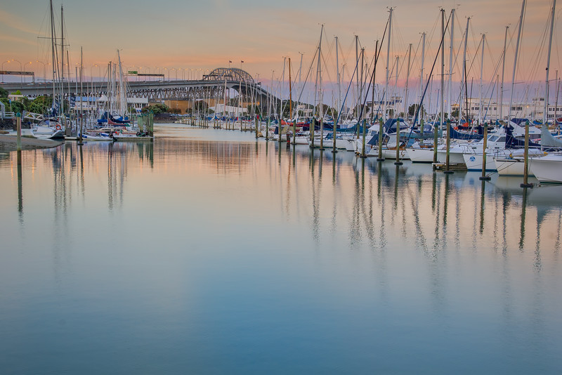 Westhaven Marina, Auckland