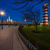Lefrak Point Lighthouse