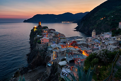 Wonderful Vernazza