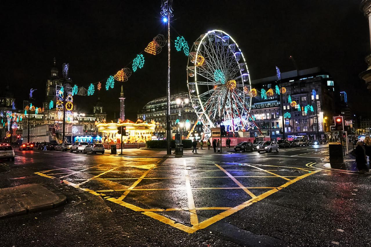 George Square - Glasgow