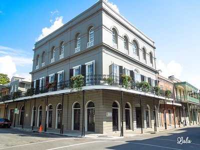 LaLaurie Mansion - New Orleans