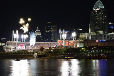 Cincinnati Reds Win