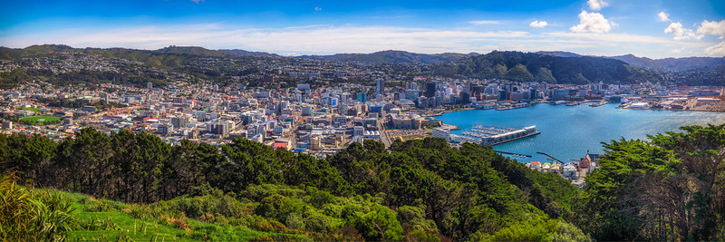 Mt Victoria, Wellington