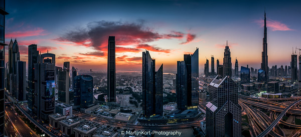 Dubai awakens