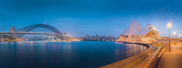 Sydney Harbour. Sydney, Australia