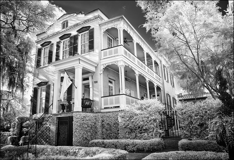 Savannah Victorian Home