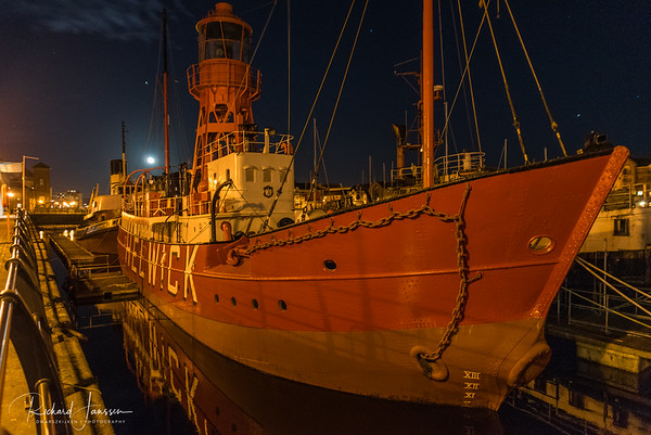 Helwick lightship, Swansea