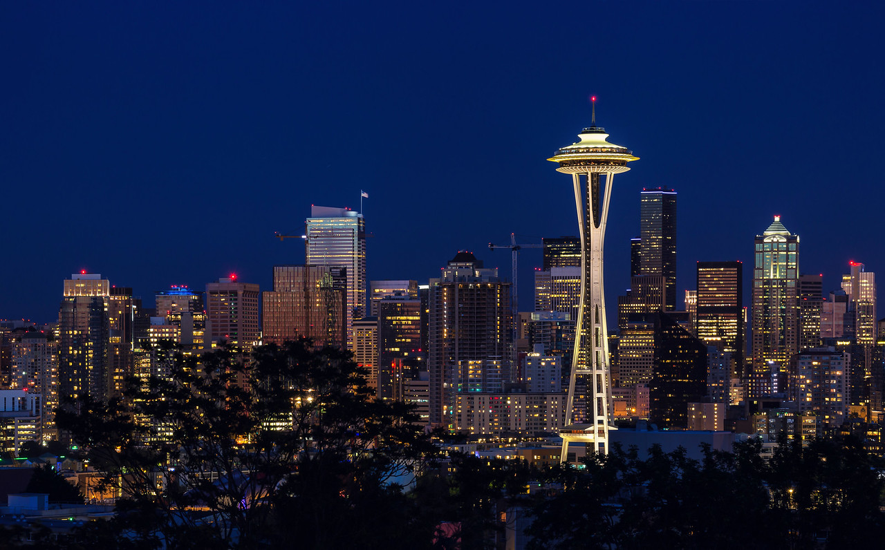 Lights of Seattle