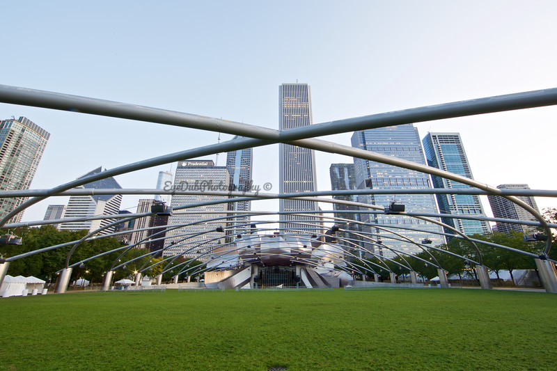 Location: Jay Pritzker Pavilion, Chicago, Illinois<br /> Date: 5 September 2017