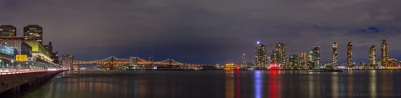 East River Pano