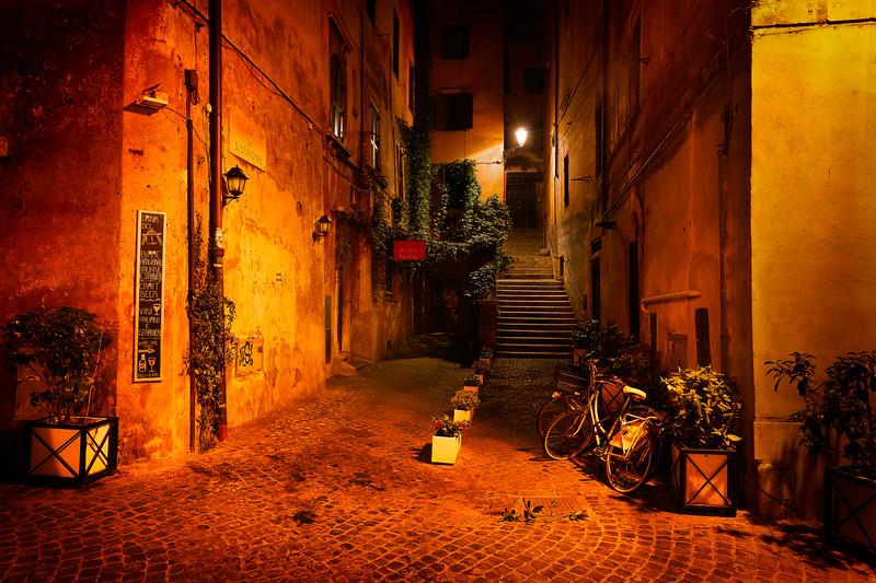 Via Di S. Simone - Rome | Italy