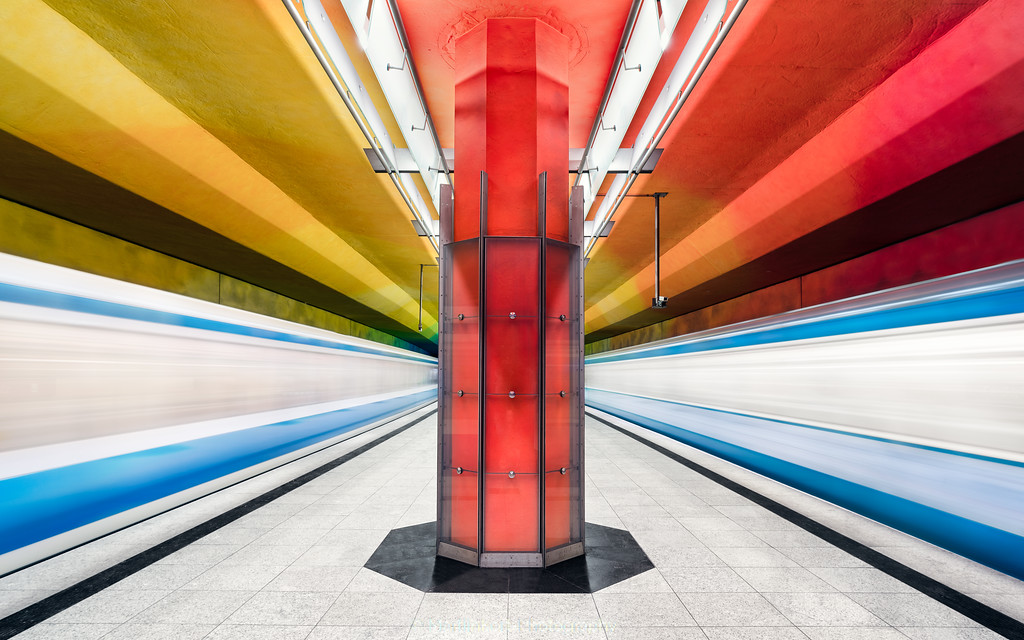 München Subway